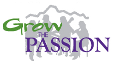 Grow the Passion Logo
